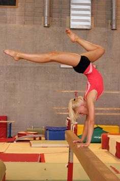 Beam element by ~harrymajy on deviantART gymnast gymnastics