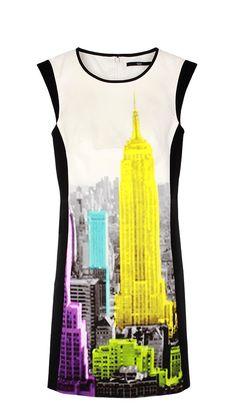Tibi - Empire Sleeveless Dress