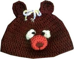 HATS! Hats! and even more HATS! Free knit and crochet hat patterns for all ages and styles, we even have those popular animal hat patterns!