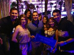 DreamNight in Vegas Baby! The party's on at The Hard Rock Hotel & Casino! #3DN