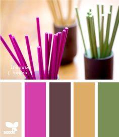 incense tones #ColorpaletteforKCH