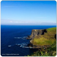 Cliffs of Moher #Ireland #Travel - Trippin With Tara