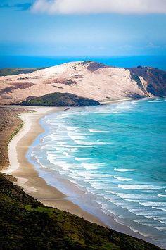 Cape Reinga, New Zealand   summer travel