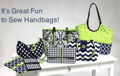 Choose your favorite Nancy Zieman Styled handbag.