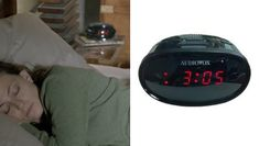 Sherlock's Alarm Clock