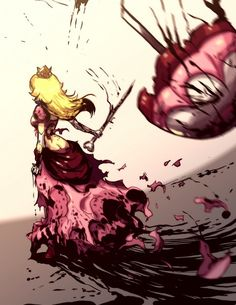 #Mario - Princess Peach