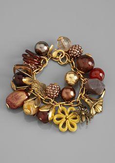 LENORA DAME Charm Bracelet
