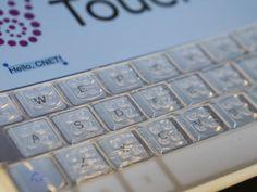 Alternative tablet keyboards (pictures) - CNET