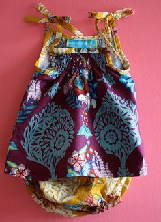 Love Anna Maria Horner fabrics