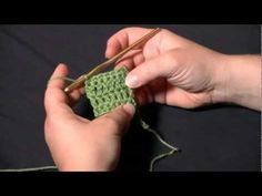 ▶ How to Crochet: All About Turning Chains - YouTube