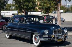 1948 Packard Custom 8 Limousine