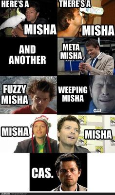 Misha Collins Funny | Misha Collins is whats happening. | The Lolbrary - New Funny Random ...