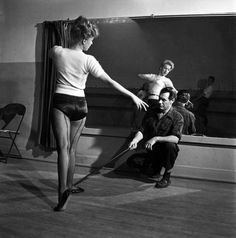 Marilyn Monroe: Rare Early Photos taking dance lessons in 1949