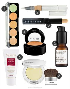 Best concealers to cover up acne, blemishes, dark circles, and more for every skin type! #skinhelp #coverup