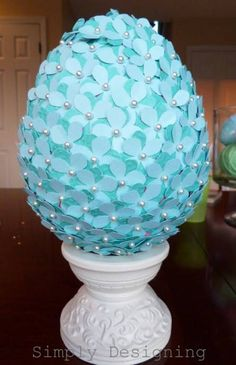 80 Fabulous Easter Decorations You Can Make Yourself - Page 3 of 8 - DIY & Crafts