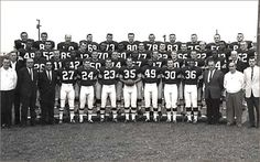 Our last Football Championship Team  The 1964 Cleveland Browns  anyone that doubts that Cleveland fans aren't hardcore are stupid.