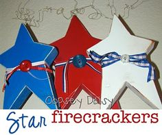 Star Firecrackers | Oopsey Daisy