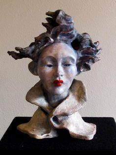 """""""Dynasty Ceramic Sculpture""""    Sherri K McEuen"""