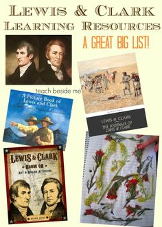 Lewis & Clark Learning Resources
