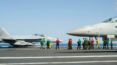 KJ Kwon of CNN was granted a rare visit to USS George Washington (CVN 73), one of world's most powerful warships. #USSGW