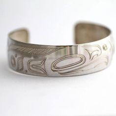 coho bracelet, buckskin boutiqu