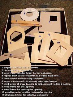 craft, tutorials, cuttlebug, indigo inkl, card