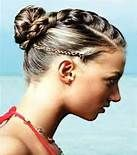 sporty braided hairstyles - Bing Images