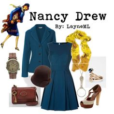 Nancy Drew!!