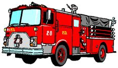 Firetruck theme b-day party games/activities - obstacle course