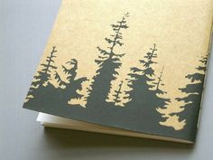or this, because I always have pine trees on my mind.