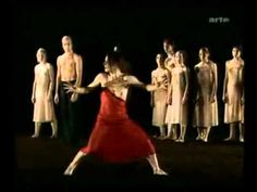 "Stravinsky- Rite of Spring ""Sacrificial Dance"" Pina Bausch"