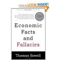 Economic Facts and Fallacies by Thomas Sowell