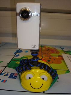 45 ways to use a flip camera in your classroom