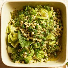 Try this summery dinner! Our Green Beans and Pesto Pasta will make a great recipe in your rotation: http://www.bhg.com/recipes/from-better-homes-and-gardens/august-2014-recipes/?socsrc=bhgpin081314greenbeansandpestopasta&page=14