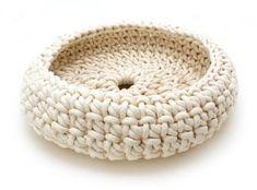 Crochet Cat Beds on Pinterest Crochet Dog Sweater ...