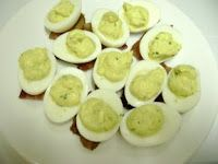 In Search Of The Best Deviled Eggs: Bricktop's Deviled Eggs