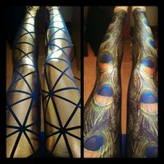 Black Milk Leggings <3