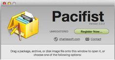 Pacifist v3.2.17 MAC OSX CORE Magesy.Club