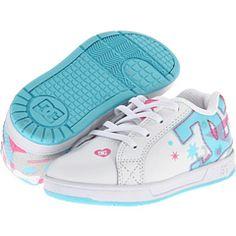 DC kids court graffik elastic  (shoes for addie)