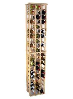 WineRacks.com's Advantage Series 3 Column Individual Bottle Rack. Starting at $165 and ships free within the US! Find it and more at WineRacks.com.