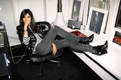 Emmanuelle Alt at ea