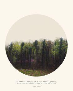 Tina Crespo / Dark Forest
