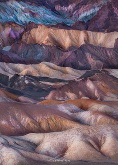 72 layer bean dip, Death Valley