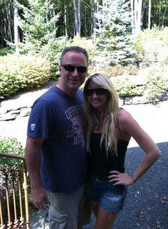 Scott Stanford with Jaclyn Swartz of The Bachelor/Bachelor Pad.