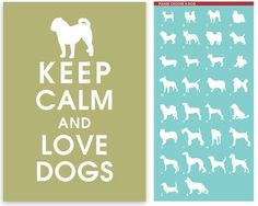 Must love dogs!