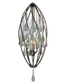 Varaluz 151F03 Area 51 10 Inch Foyer Lantern #EarthDayPinaway