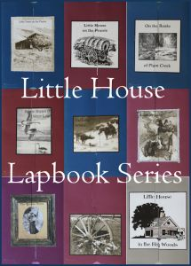 FREE Little House on the Prairie Lapbooks!