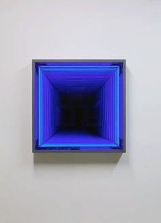 'Decline' by Iván Navarro, 2011.
