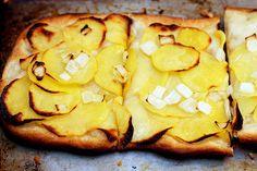 Jim Lahey's Potato Pizza