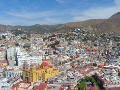 City of Guanajuato, Mexico